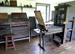 14. The Printing Office